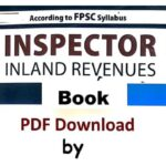 Download Past Papers & Preparation Book for Inspector Inland & Revenue in PDF file.